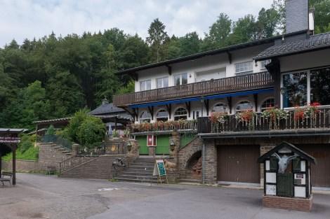 Eingang zum Märchenwald