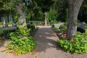 Friedhof in Egen