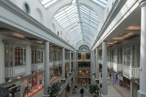 Einkausmall in Victoria