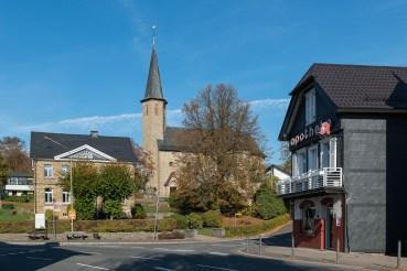 Kirche im Zentrum