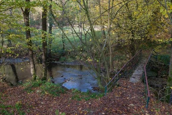 Brücke über den Wahnbach