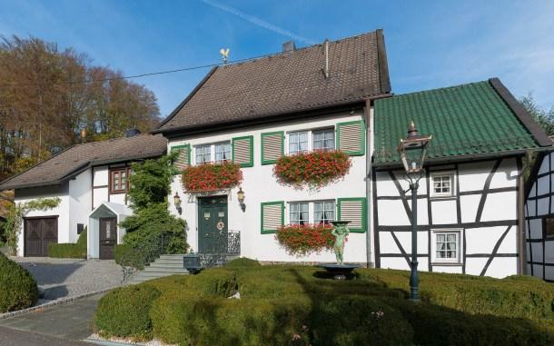 Fachwerkhaus in Gutmühle