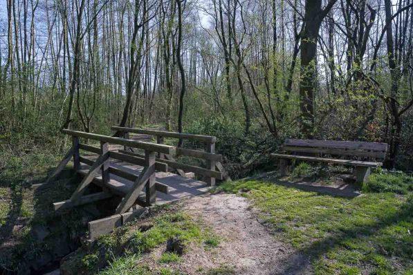Brücke über den Ölbach