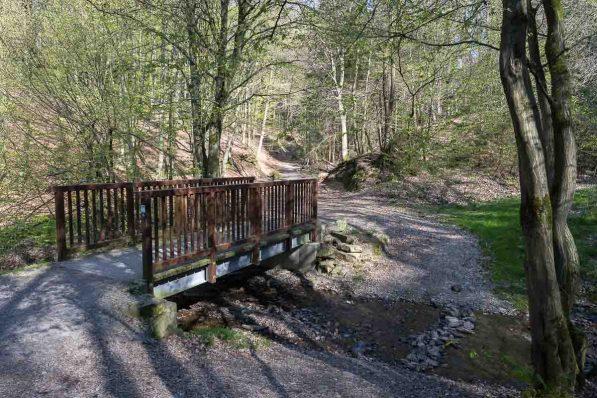 Brücke über den Sengbach