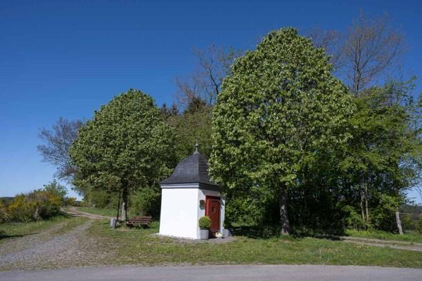 Erste Kapelle nach 3.5 km