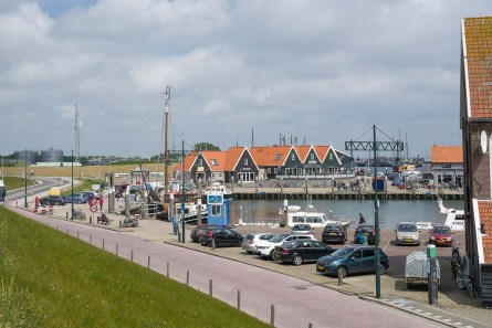 Hafen in Oudeschild