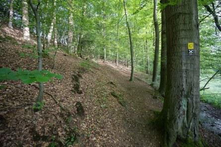 Im Tal des Stoederbaches