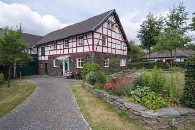 Fachwerkhaus in Höfen