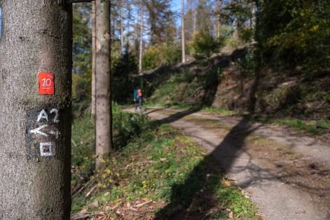 Unterwegs in Richtung Lieberhausen