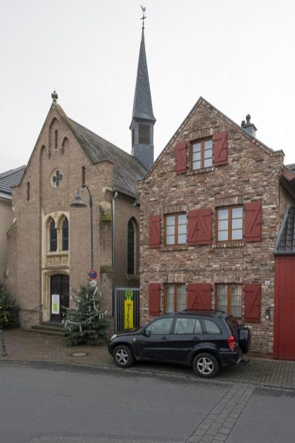 Kleine evangelische Kirche