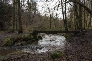 Brücke über den Weltersbach