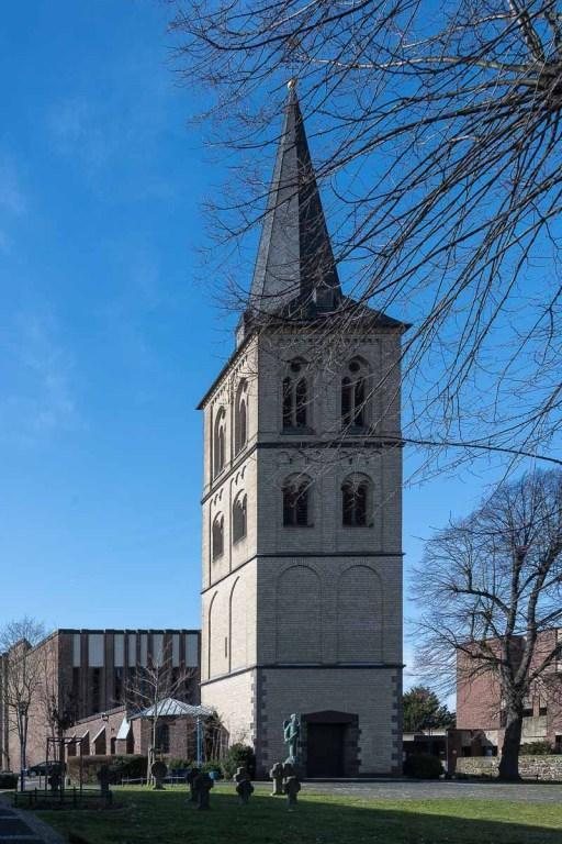 St Michaelkirche in Dormagen