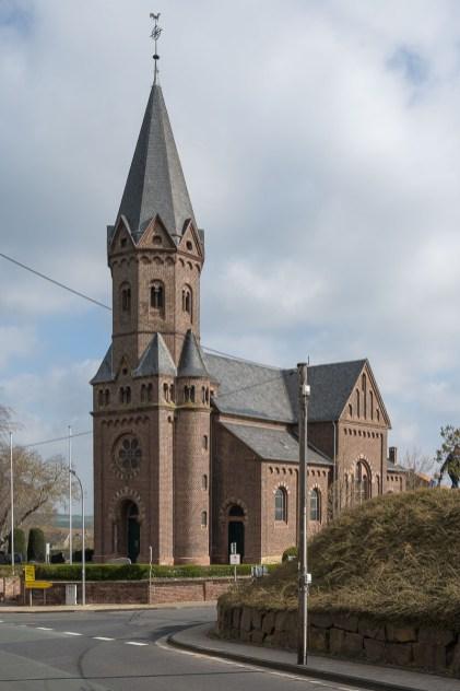 Kirche in Floisdorf