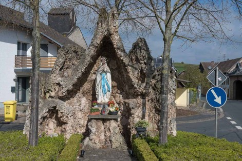 Mariuenstatue in Floisdorf