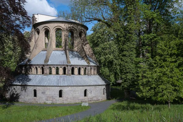 Reste der alten Klosterkirche