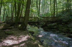 Brücke über die Thulba