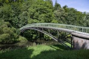 Brücke über die Werra