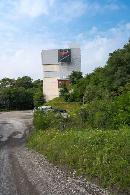 Skydiver-Zentrum