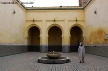 Meknes - Mausoleum des Moulay Ismail