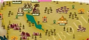Discover Asia Interactive Map Cambodia