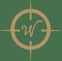 Wanderonomy Compass Logo