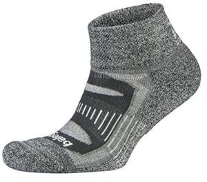 Balega Blister Resist Quarter Athletic Running Socks for Men and Women