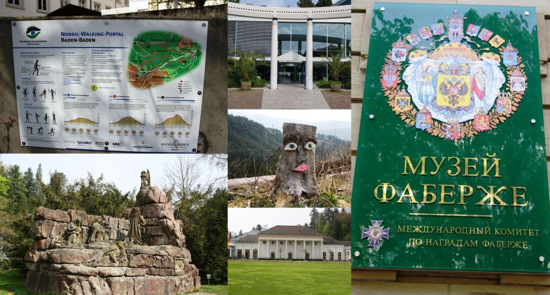 Highlights of Baden-Baden Germany