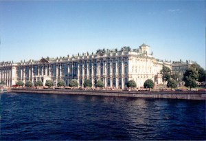 The Winter Palace, Hermitage Museum Saint Petersburg, Russia July 1988