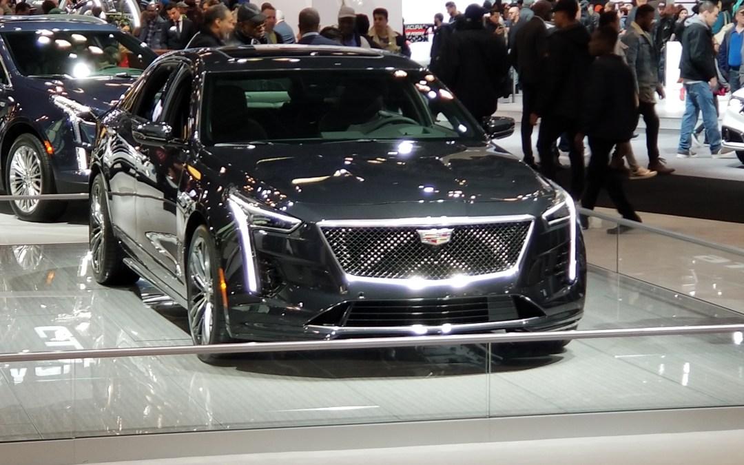 New York International Auto Show Interview