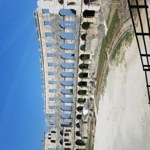 Pula Croatia Roman Amphitheater
