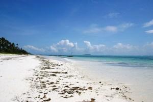 Beach Zanzibar Tanzania November 2004