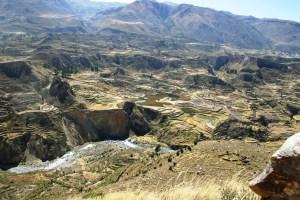Colca Canyon Peru June 2004