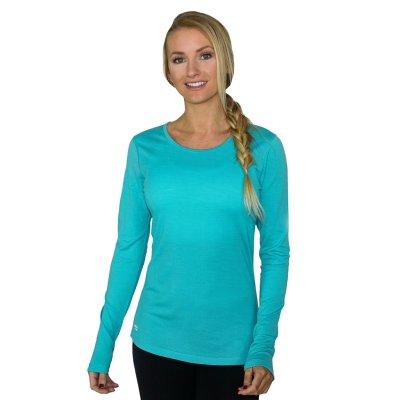 Woolx Remi Merino Long Sleeve Shirt