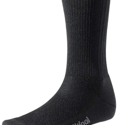 SmartWool Women's Hike Ultra Light Crew Socks Black