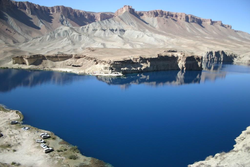 Band-e-Amir National Park Bamyan, Afghanistan 2003