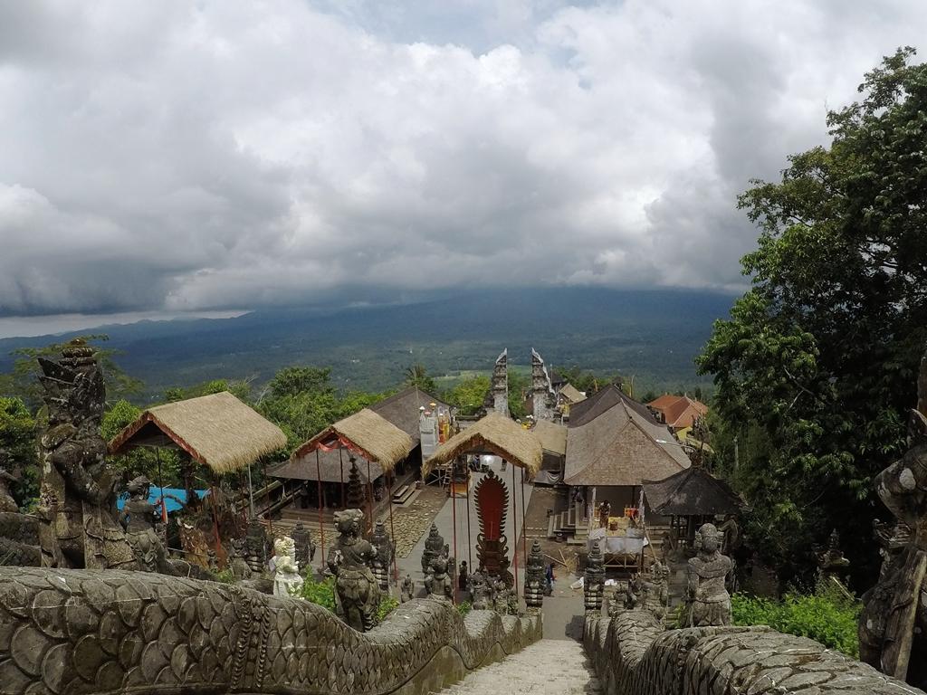 Lempuyang Temple Bali, Indonesia