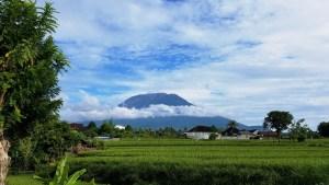 Mt Agung Bali Indonesia