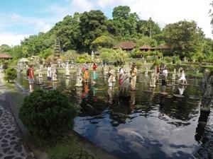 Tirtaganga Water Palace Bali Indonesia