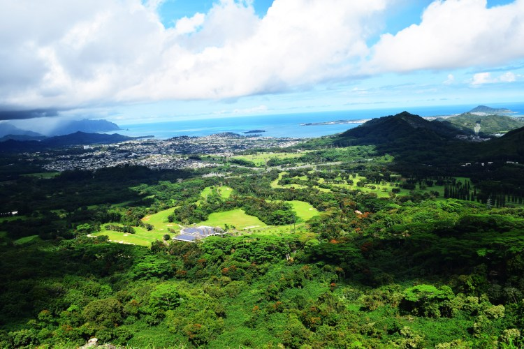 fantastic guide of spots to explore on Oahu
