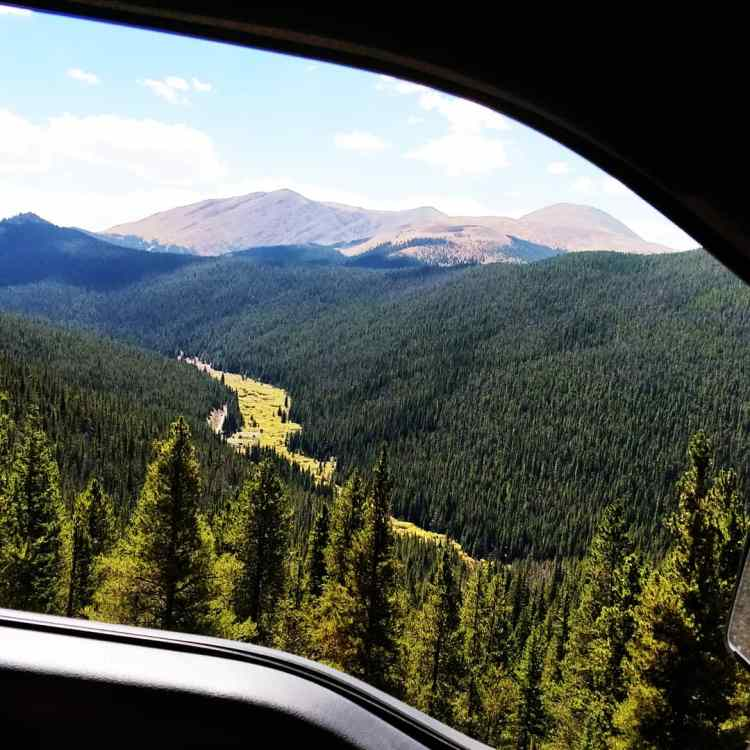 Ultimate Guide for Things to See Breckenridge views from Boreas Pass