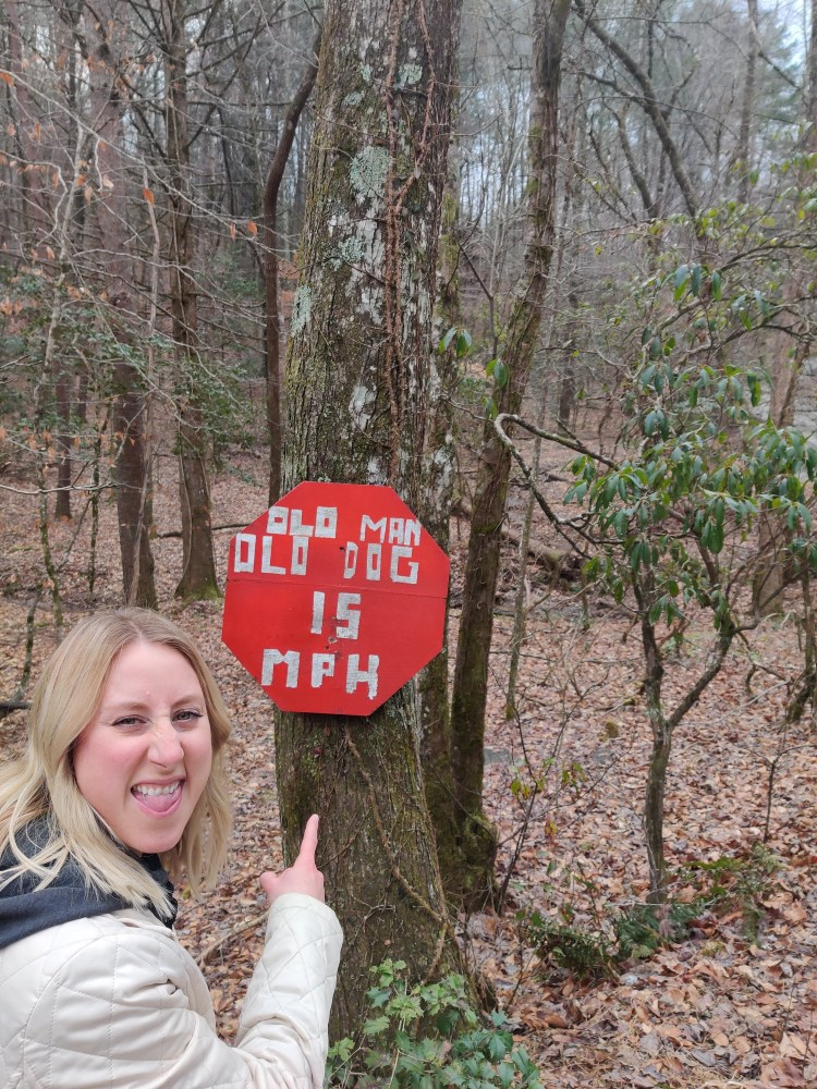 Exciting Places in the Blue Ridge Mountains benton mackaye trail