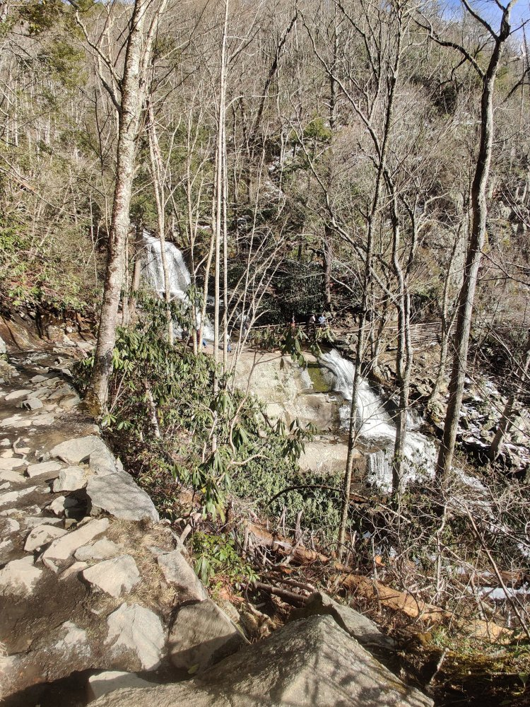 Waterfalls and More in the Smoky Mountains