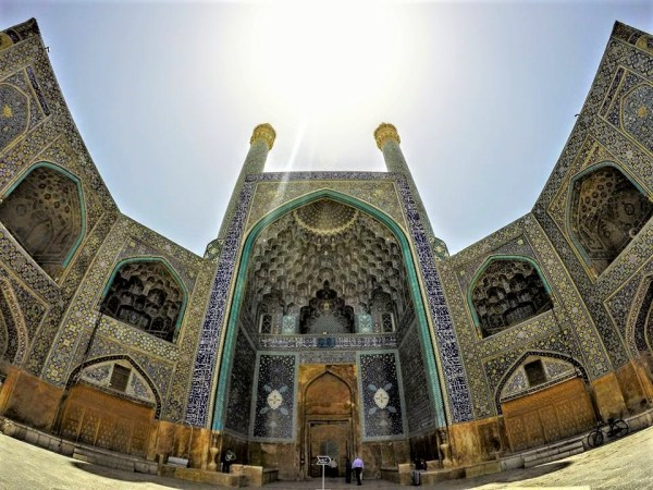 """Esfahan: The City That Once Called """"Half The World"""""""