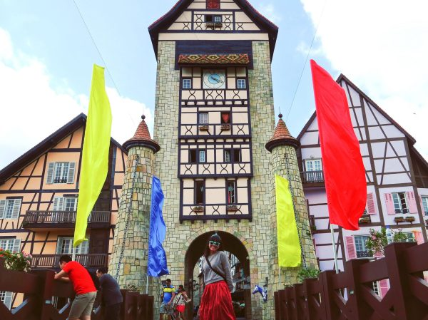 Colmar Tropicale: A Medieval French Village in Malaysia's Rainforest