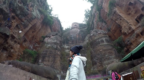 Leshan: Visiting The Largest Stone Buddha In The World