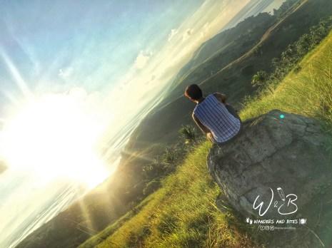 Sunrise in Calaguas