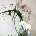 Heaven and Earth Ikebana