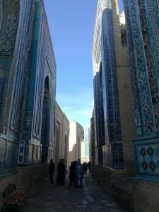 How to travel in Uzbekistan