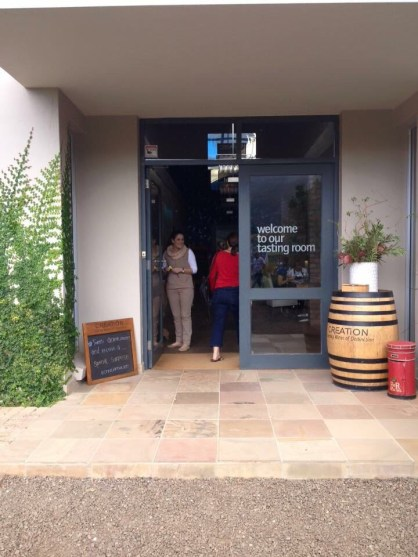 Creation Wines, Hemel-en-Aarde Valley