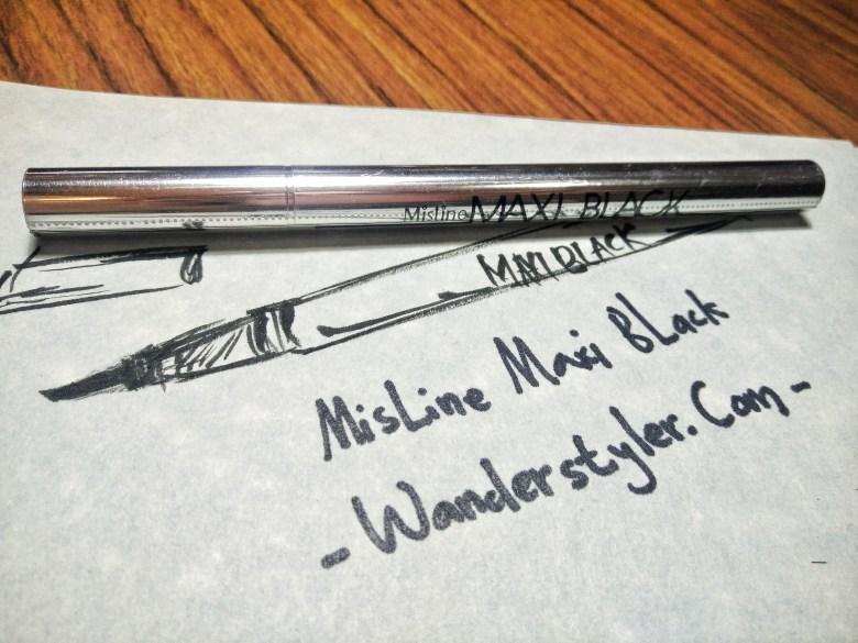 Misline Maxi Black Liner